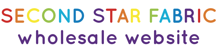 Second Star Fabric Wholesale